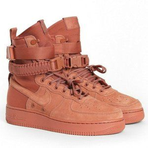 Nike SF Air Force 1 Dusty Peach Special Field